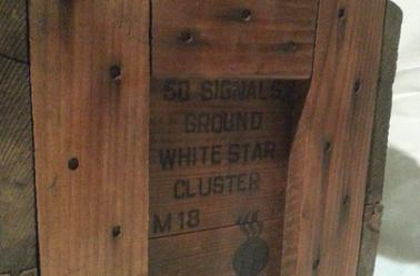 Signal White Star