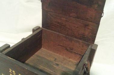2eme Caisse en bois pour FUZES F.D M51A4.
