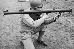 Caisse pour 20 rocket M6A3