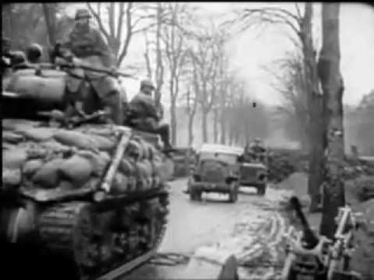 Saverne  14Th, Tank Stuart, M3