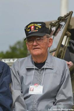 R.I.P Norman Briggs 70th infantry division.