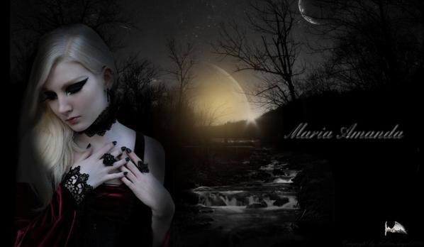 Montages avec PhotoFiltre Thème Maria Amanda Schaub