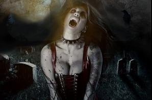 Montages avec PhotoFiltre thème gothique