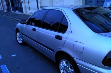 voila ma nouvel voiture