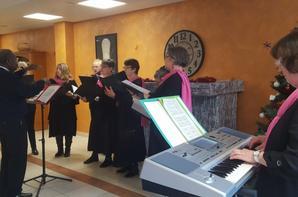 Concert à L'ORPEA Quentin de la Tour