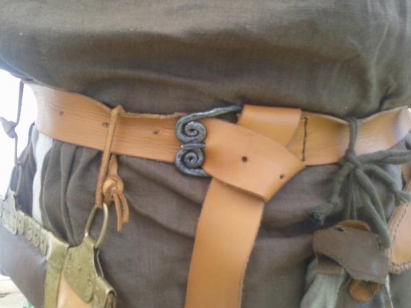 boucle de ceinture
