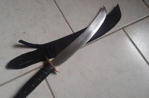 couteau pour mariage