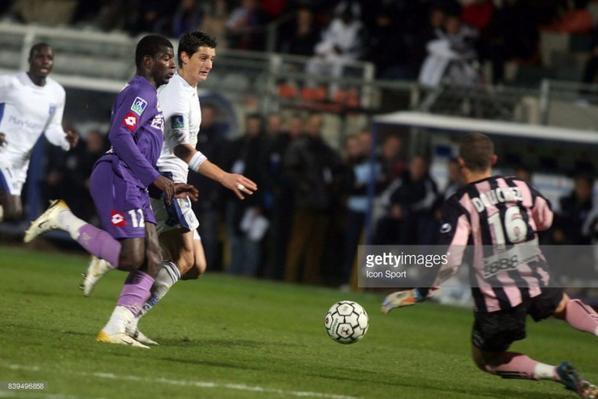 Florilége de photo de match  du 19 novembre 2006 Auxerre/TFC