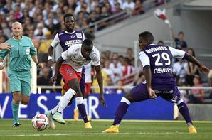 Florilége de photos du match TFC PSG du 27/09/2014