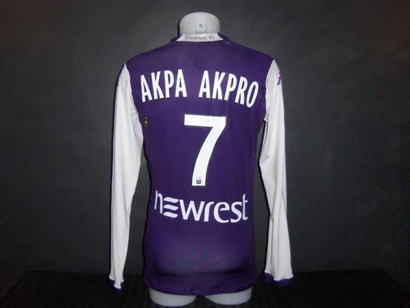 Mes trois maillots de JD AKPA AKPRO saison 2014/2015