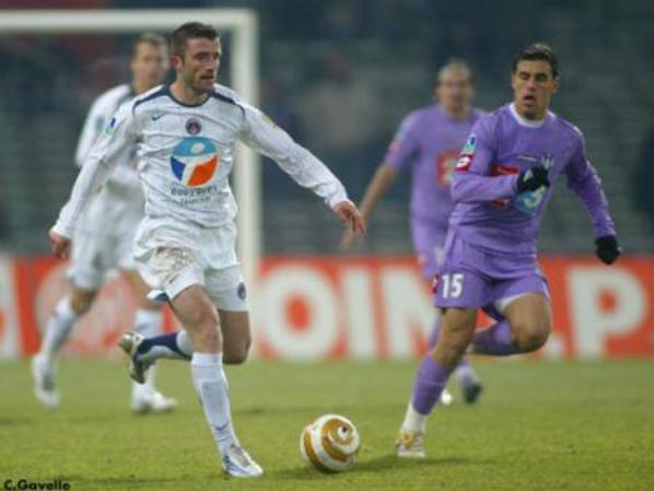 Florilège de photos prises lors du Match TFC PSG CDL du 21/12/2005