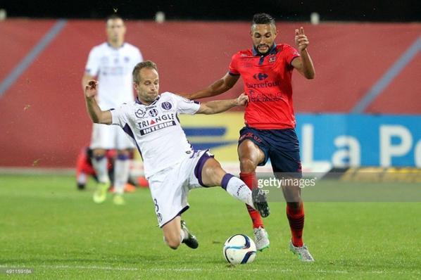 Florilege de photos du match Gazelec Ajaccio TFC du 03/10/2015