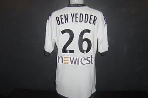 Mes trois maillots de Wissam Ben Yedder