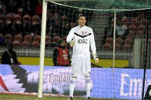 Photos de Yohann Pelé lors du match PSG/TFC du 20/02/2010