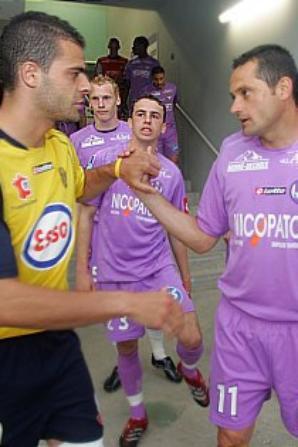 Photos de santos saison 2005/2006