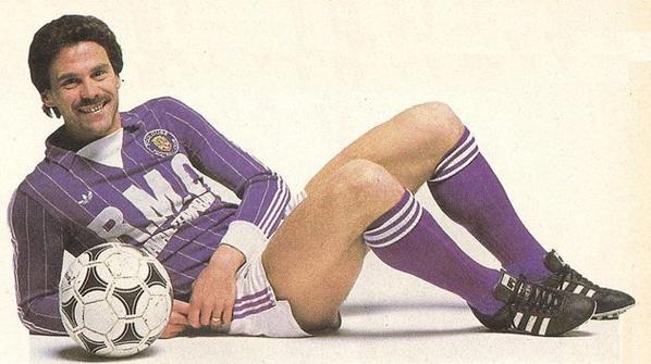 Christian Lopez saison 1982/1983