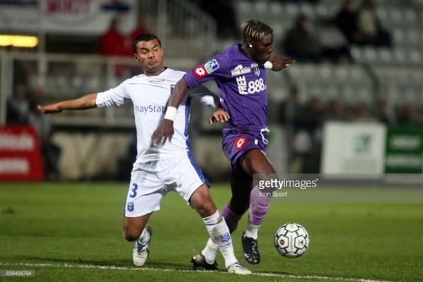Florilége de photos du match AJA/TFC du 19/11/2006