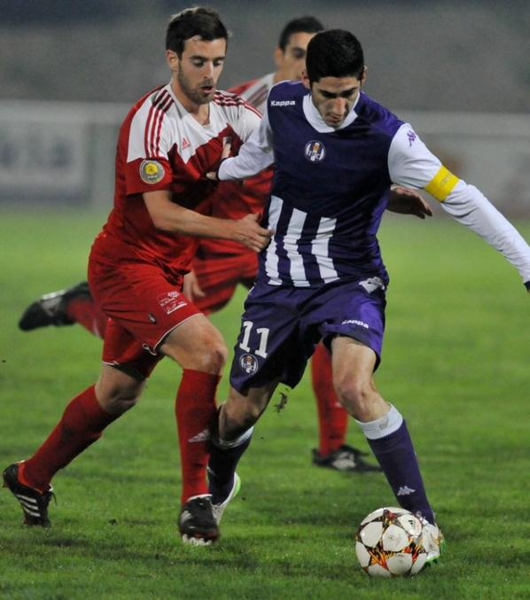 Photos de matchs du TFC en CFA 2 saison 2014/2015