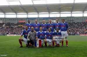 Photos du match TFC FRANCE 98 du 30 Mai 2005