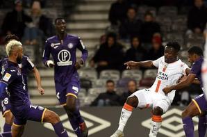 Florilége de  photos du match TFC Lorient du 31/10/2018