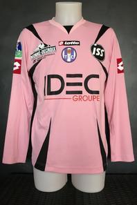 Les 3 maillots 2007 2008 version ML