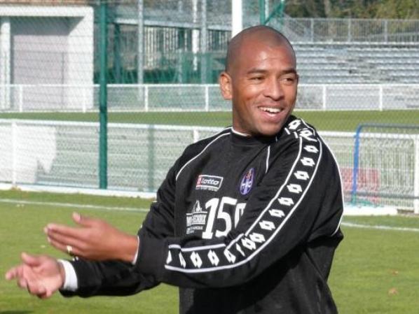 Photos de Paulo César en tenue training saison 2007/2008