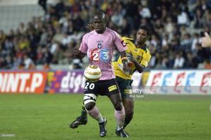 Florilége de photos du match Nantes TFC du 19/09/2006 16ieme de finale CDL