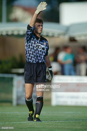 Photos de Fabien Barthez saison 1990/1991
