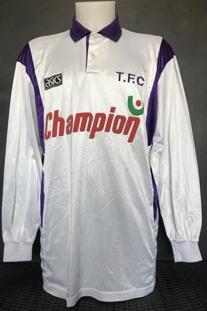 Mes deux maillots saison 1994/1995