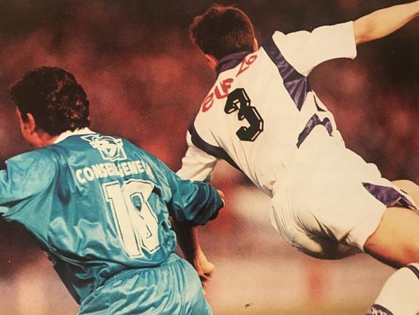 Photos de matchs saison 1994/1995
