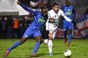 Photos du 16ieme de finale Saint Pryvé Saint Hilaire TFC du 04/01/2020