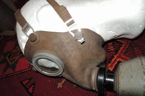 masque a gaz belge