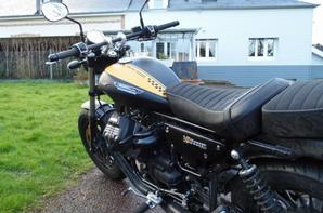 Ma nouvelle moto ?