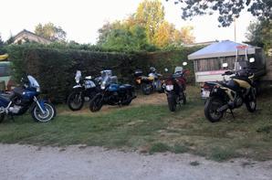 Des motos et des hommes...