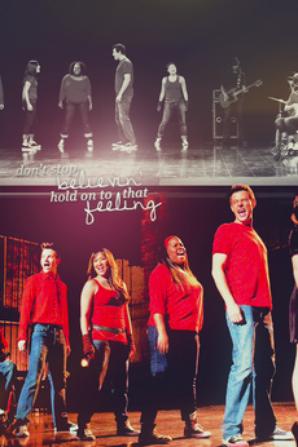 • Les Frères Scott VS Glee •