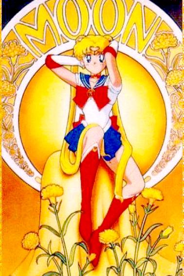 Bunny, Sailor Moon's
