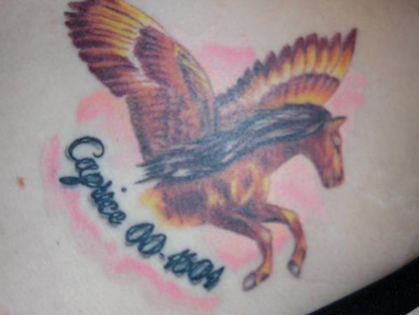 mes deux tatouage