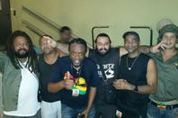 THE ROOTS BAND & SHENGEN CLAN.