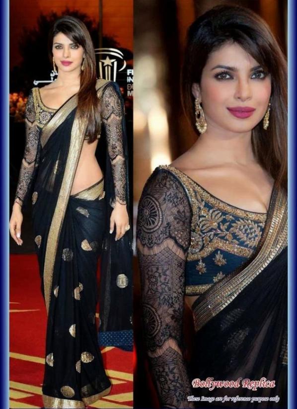 528b63bf02 Bollywood saree online shopping usa, Latest bollywood replica sarees 2013, Indian  bollywood sarees collection