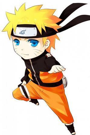 Naruto - Chibis