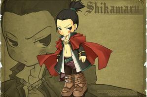 Shikamaru - Chibi et enfant