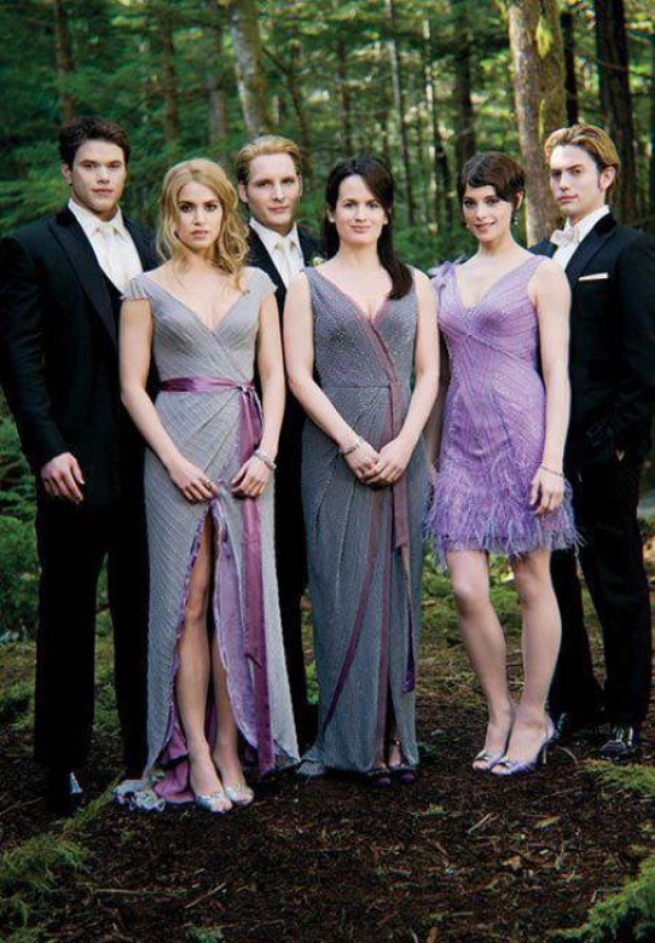 Mariage Bella et Edward