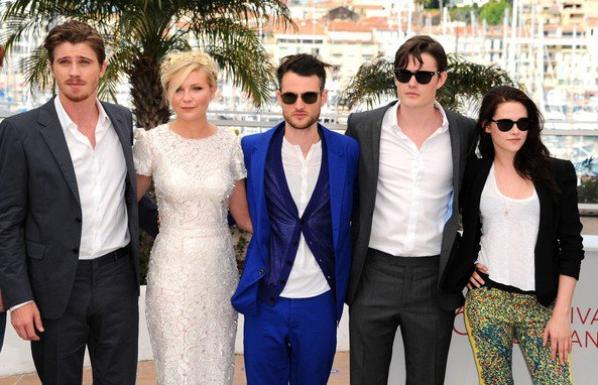 Kristen Stewart à Cannes le 24/05