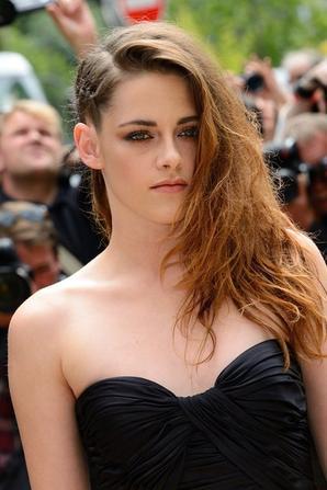 Kristen Stewart Fashion Week 2013