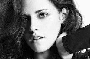 Photos coup de coeur Kristen Stewart shooting pour Florabotanica de Balenciaga