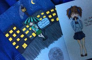 3 petits dessins
