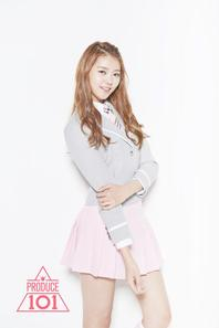 Photoshoot PRODUCE 101 #1(Nayoung)