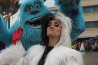 disneyland 18 avril 2009