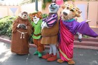 Disneyland 31 juillet et 1er aout 2009