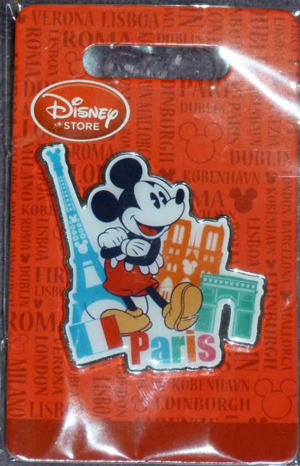Achats Disneyland 2 février + Disney Store 8 février 2013